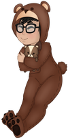 What a cuddly bear [Com] by Faunella