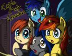 CAC Lookit The Pretty Ponies... - fan art by LateCustomer