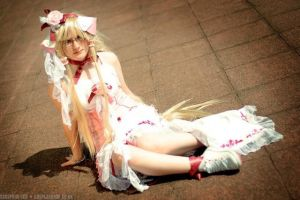 Chii cosplay by Fiftyshadesofkay