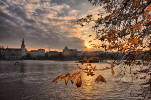 Morning in Prague III by tomsumartin