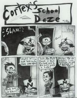 Cortex's School Daze 1 by JenL