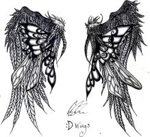 Wings by ayame2