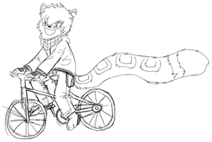I WANT TO RIDE MY BICYCLE BICYCLE BICYCLE RACE by starboat
