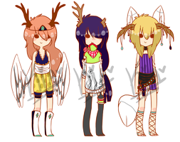 [Koi's] Antler Set {OPEN} by reeneko