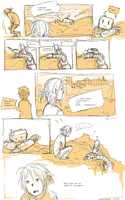 Save the Robots - pg 5-6 by HJeojeo