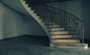 Stairs by pacifier75