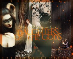 Daughters of the Gods (model stock) by Susurros-Oscuros