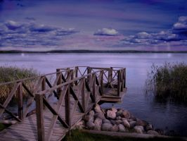 Fairy Dock by Scarecrowlover