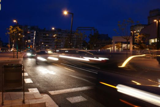 Velocidad by Lauripides