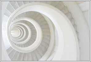Spiral Stairs L by nicky2003