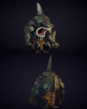 Sharky by ROMAgfx