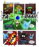 Know-It-All Navi - 1st Comic by ljinx