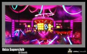 DJ Hero 2 art - Ibiza Encore 2 by Wardyworks