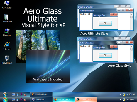 Aero Glass Ultimate by Vher528