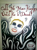 Call no man happy... by Pickled-witch