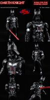 Custom Darth Knight (Batman/Darth Vader Mashup) by MintConditionStudios