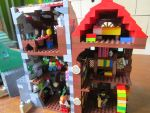 Harry Potter Diagon Alley book and potion store by kabhes