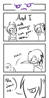 4koma: YOU LOVE ALWAYS WILL I by Ketsu-Hoi-Spark