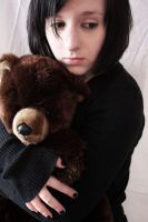 Everyone needs a teddy by CarianneCouture