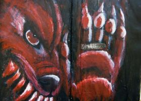 Wolf Tracks by Dani-Claw