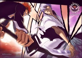 Bleach 400 by KostanRyuk