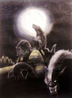werewolves by Richoll