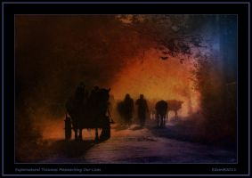 Supernatural Traumas Mesmerising Our Lives by MoodyBlue