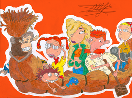 The Wild Thornberrys by Cola-Addicted