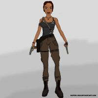 CORE Lara Rebooted by doppeL-zgz
