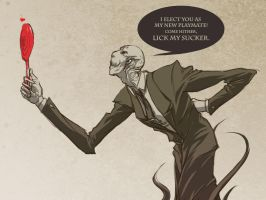 Slenderman by Windam