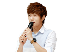 Myungsoo(L) png by ZkResources