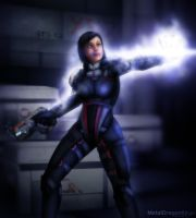 Eludajae Shepard by OrbitalWings