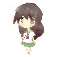 Kagome. by CunningScarecrow