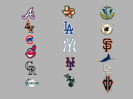 MLB Alternative dock icons by KneeNoh