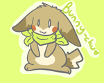 bunny-chu by Freckled-Kat