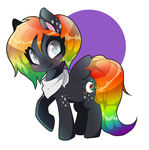 Pony com : Spectral Night by Piko-ka