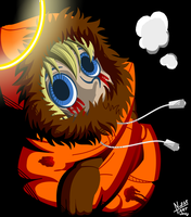 :: Southpark: Kenny :: by Tigerman-exe