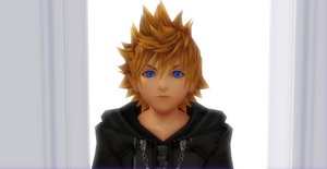 Welcome,Number 13,Roxas....The Keyblade Chosen one by Hatredboy