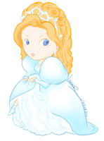 Giselle chibi by Lo-Relei
