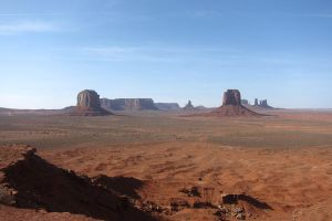 Desert - Monument Valley, view 12 by elodie50a