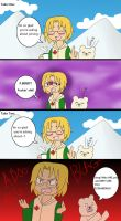 [Hetalia AU] Actor!Canada's blooper by kittychan1997
