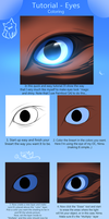 Tutorial 1: eyes by Tenynn