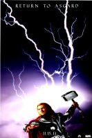 Thor II Teaser Poster 2 by PaulRom