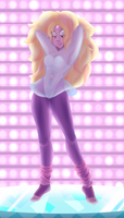.: Fan Art :. Rainbow Quartz by iScribbleChocotroll