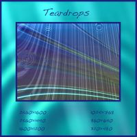 Teardrops by Kancano