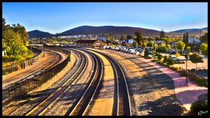 SLO Tracks - HDR by iFix