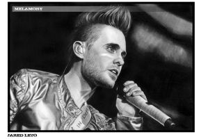 Jared Leto - 5 by FairyARTos