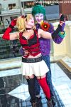 Katsucon 2015 - Jester and Clown(PS) 03 by VideoGameStupid