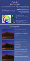 Painting trees tutorial by vandervals