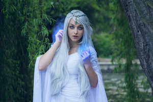 Elven In The Forest by ThePhotoLift